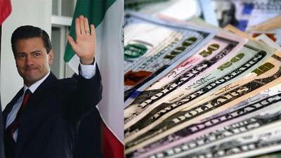 Revelan que Peña Nieto perdonó miles de millones de pesos en impuestos durante su sexenio