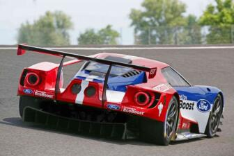 Imágenes del Ford GT LM GTE Pro 2016