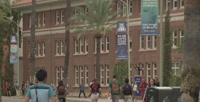La Universidad de Arizona servirá como un centro de vacunación contra el coronavirus