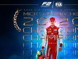 Continúa el legado... Mick Schumacher llegará como campeón a la Fórmula 1