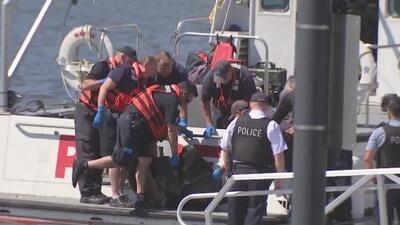 Comienzan los trámites para repatriar a México el cuerpo del hombre que murió en las aguas del Río Chicago