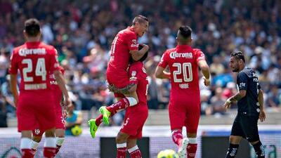 Cómo ver Pumas UNAM vs. Toluca en vivo, por la Liga MX