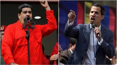 Incrementa la lucha por el poder en Venezuela y la batalla de discursos entre Maduro y Guaidó