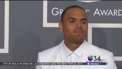 Chris Brown en problemas legales