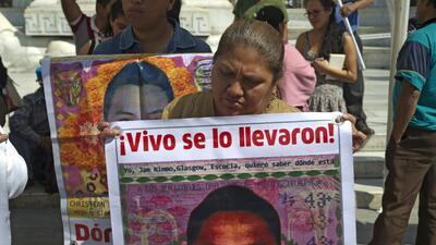 Un testigo identifica a los policías federales que participaron en la desaparición de los 43 de Ayotzinapa