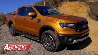 Primer Vistazo: Ford Ranger 2019 | A Bordo