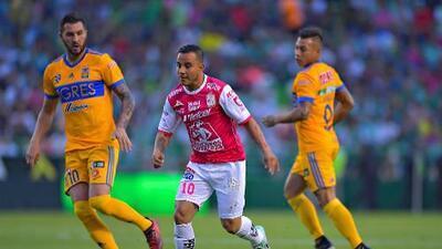 EN VIVO: Tigres vs. León, vuelta cuartos de final de la liguilla