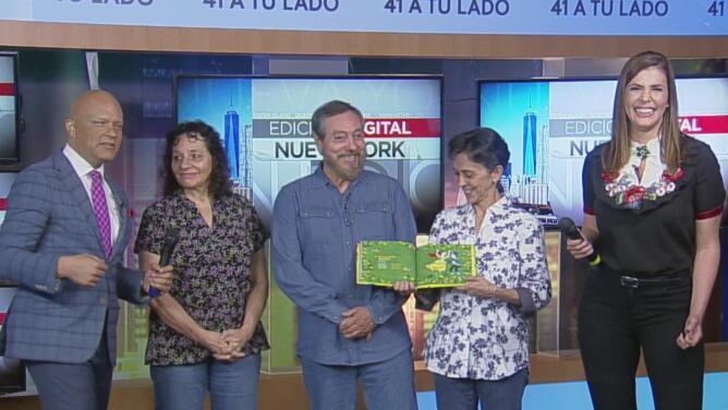 El Grupo Cántaro llega desde México para presentarse en el Festival de Libros de Brooklyn