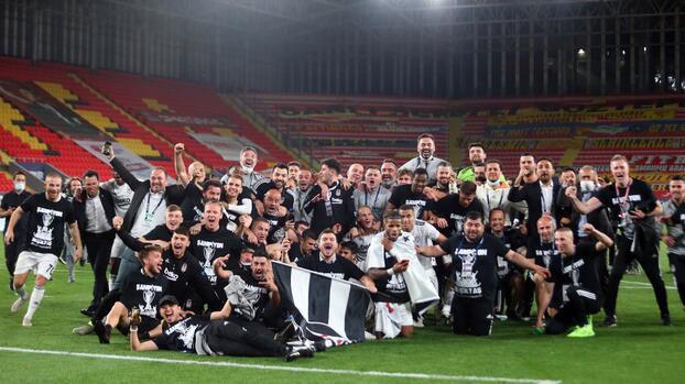 Por un gol de diferencia, el Besiktas es campeón sobre Galatasaray