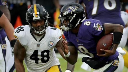 ¿Otra vez? Ravens vs Steelers es reprogramado por la NFL
