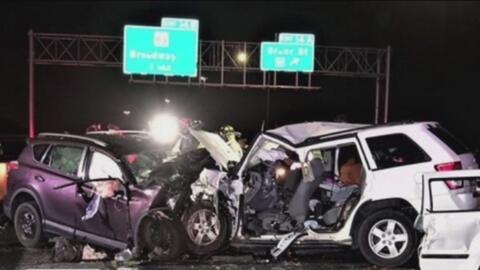 Tres miembros de una familia latina mueren por accidente de tráfico en Indiana