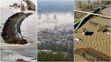 Cómo escapar de un tsunami si vives en California