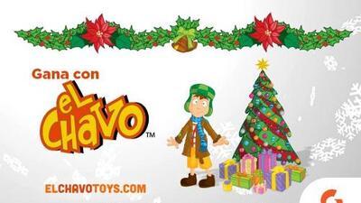 Gana con El Chavo Animado y Galavisión