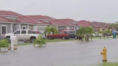 Tormenta tropical Gordon provoca inundaciones en Miami-Dade y Broward