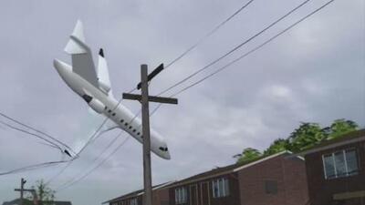 El piloto de un jet privado accidentado en Ohio era colombiano