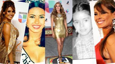 Galilea Montijo ayer y hoy: Mira cómo ha cambiado