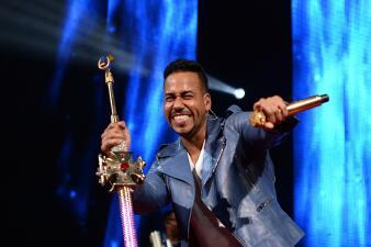 He's the king! Romeo Santos logra 5 billones de vistas en Youtube