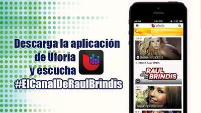 Escucha el Canal de Raul Brindis y gana ¡una tableta electrónica!