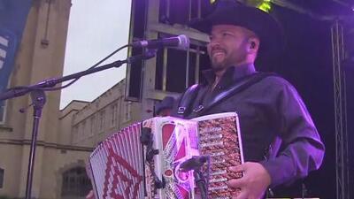 Gran cierre del Univision Fan Fair en La Villita