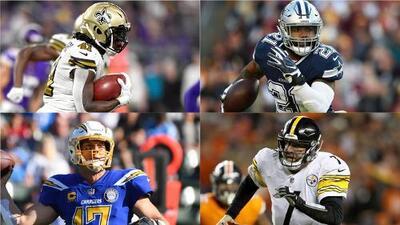 Los partidos que todos los amantes de la NFL deben ver en la Semana 13