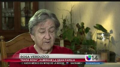 Entrevista exclusiva con 'Mamá Rosa'