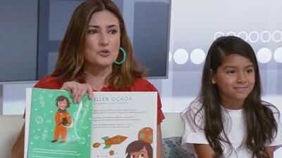 Este libro infantil busca brindar herramientas para que pequeñas niñas aprendan a ser audaces y valientes