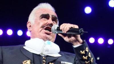 Vicente Fernández cumple 76 años
