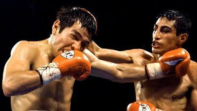 Un día como hoy, hace 19 años, nació la encarnizada rivalidad Morales-Barrera