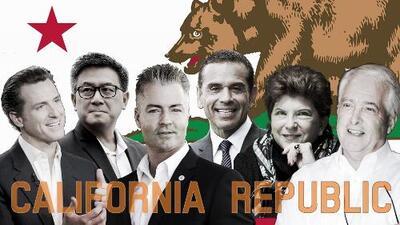 El momento de la verdad: Así será el foro con los candidatos a la gobernación de California