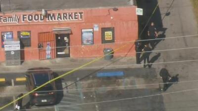 Un transeúnte resultó herido durante un tiroteo en Florida