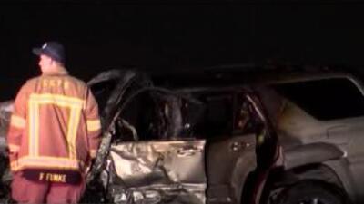 San Antonio ocupa el segundo lugar con más muertes por accidentes viales