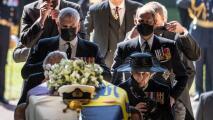 Funeral del príncipe Felipe: los momentos más emotivos de una ceremonia restringida por la pandemia