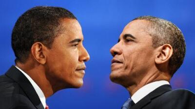 55 años de Barack Obama y cómo la Casa Blanca le tiñó de gris el cabello