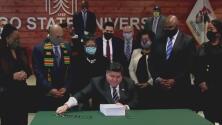 Gobernador de Illinois firma una ley para reformar el sistema de justicia criminal, ¿cuáles son los cambios?