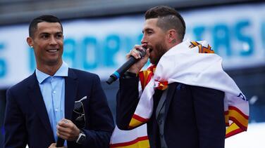 """Florentino descarta regreso de CR7: """"No tiene sentido que vuelva"""""""