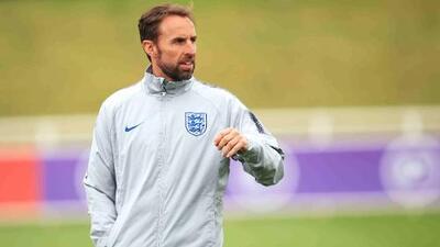Gareth Southgate se declara admirador del estilo del fútbol de Holanda