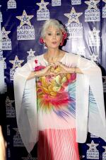 Felicia Garza fue reconocida con la Luminaria de Oro en México