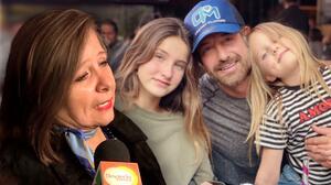 """La mamá de Geraldine Bazán pide a Gabriel Soto que se """"calle"""" el dinero que gana por la seguridad de sus hijas"""