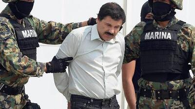 El Chapo tiene 30 años construyendo su imperio bajo tierra