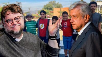 Guillermo del Toro sale al rescate de un equipo estudiantil mexicano afectado por el plan de austeridad de AMLO