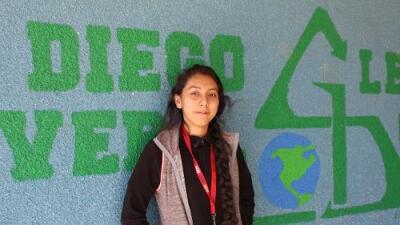 """El caso de la """"brillante"""" Eden: estudiante de origen humilde que aspira a todo gracias a las matemáticas"""