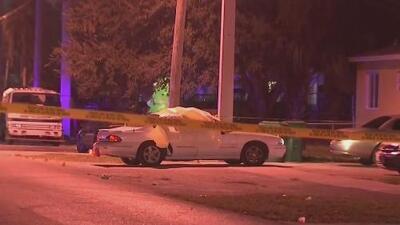 Mujer embarazada muere en medio de un tiroteo registrado en el sur de Florida