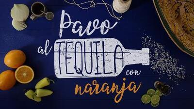 Pavo al tequila con naranja para un Thanksgiving #ConTwistLatino