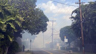 Dos policías mueren en un enfrentamiento con un hombre armado en Honolulu