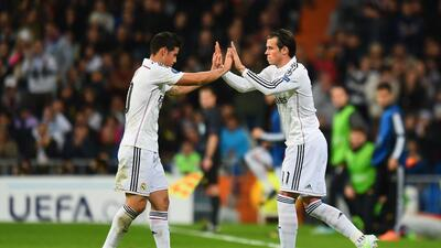 El Brexit podría provocar la salida de James del Real Madrid