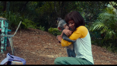 "The ""Dora the Explorer"" live action trailer is here"