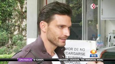 Julián Gil interpretará a un abogado en la nueva telenovela del hermano de Verónica Castro
