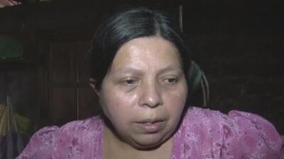 """""""Que me entreguen el cuerpo de mi hijo"""", la desgarradora súplica de la madre de un migrante guatemalteco de 16 años"""