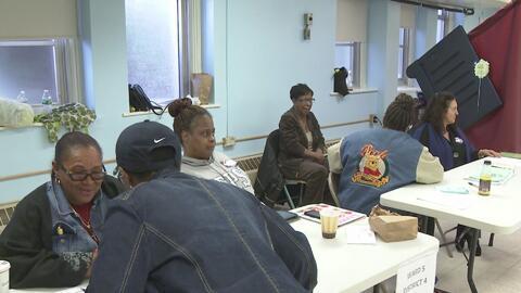 Votantes de Nueva Jersey acuden a las urnas en las primeras elecciones primarias en la era Trump