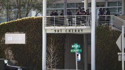 Un tiroteo en las oficinas de YouTube deja al menos un muerto y cuatro heridos